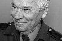Создатель автомата Калашникова скончался после тяжелой болезни