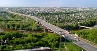 В Омске после ремонта открывают Октябрьский мост