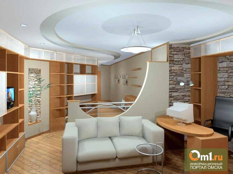 Как в Омске устроить перепланировку квартиры