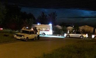 Спавший на дороге пьяный омич попал под колёса «Форда»