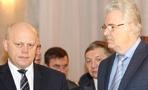 Губернатор Назаров и спикер Заксобрания Варнавский отправились в Москву на чтение Послания президента Путина