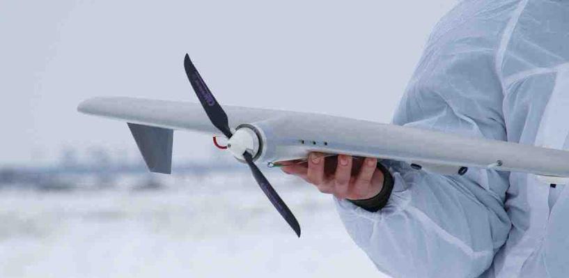 Ученые из Омска создали беспилотник для работы в экстремальных условиях Арктики