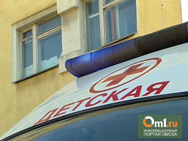 В Омске «Волга» сбила 9-летнего мальчика