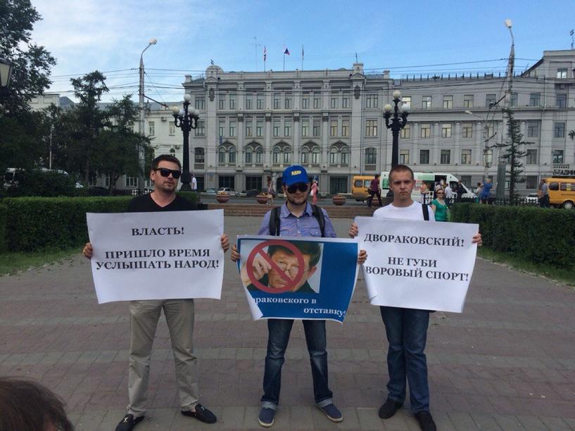 Зелинский хочет попросить Жириновского уволить омского мэра
