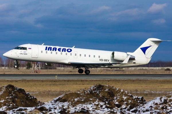 «ИрАэро» оштрафовали на 100 000 рублей за задержку рейсов из Омска