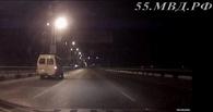 В Омске ночью на метромосту задержали пьяного водителя «ГАЗели»