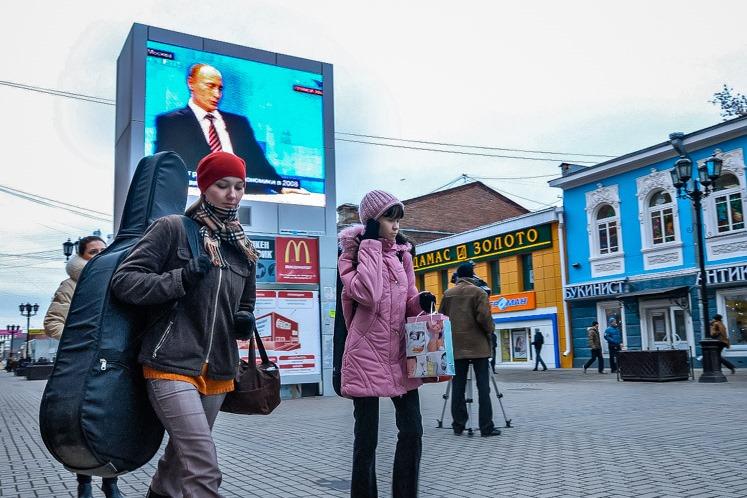 Владимир Путин проведет очередную прямую линию в середине апреля