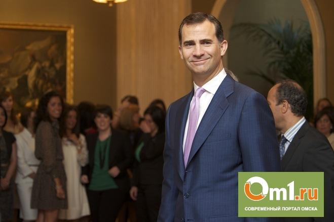 Королем Испании станет подполковник и спортсмен Фелипе де Бурбон