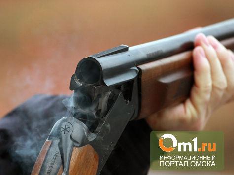 В Омской области мужчина расстрелял автомобиль из охотничьего ружья
