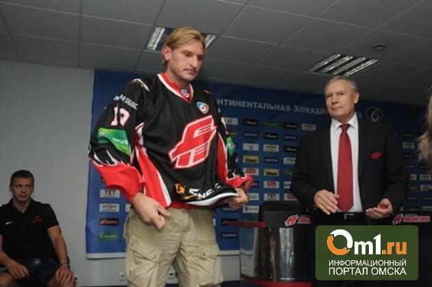 Олега Квашу из «Авангарда» выставили на драфт отказов
