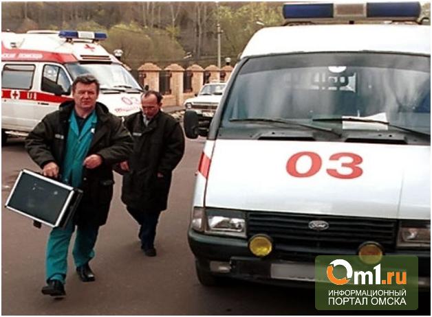 В Омской области сварщику оторвало руку
