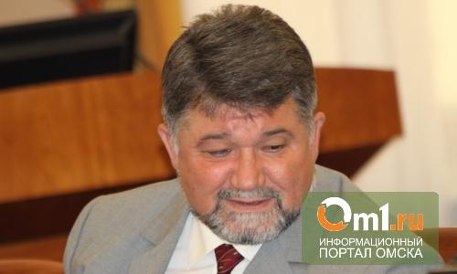 Вице-губернатор Омской области Александр Бутаков уходит в отставку