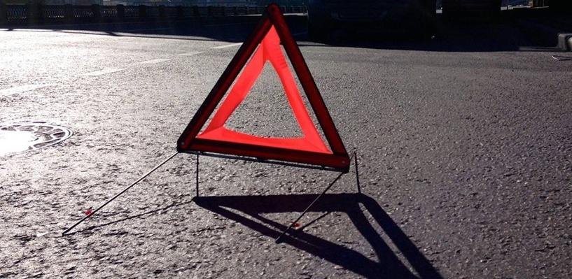 В Омской области водитель Тойоты съехал в кювет, погибла женщина