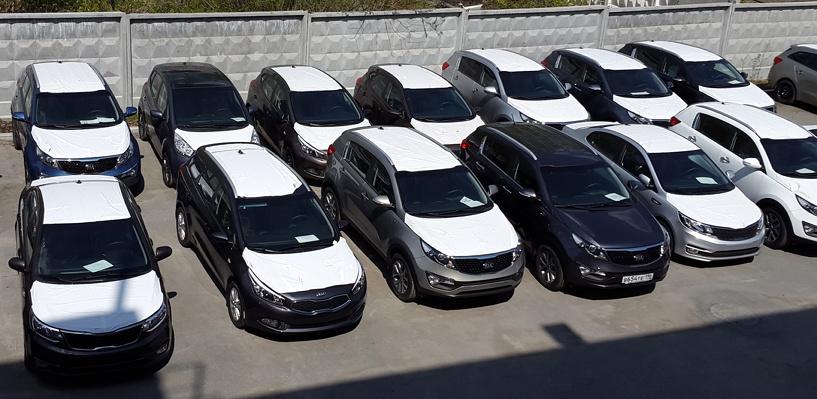 Скидки кончились, цены — вверх: автомобили в середине осени вновь дорожают