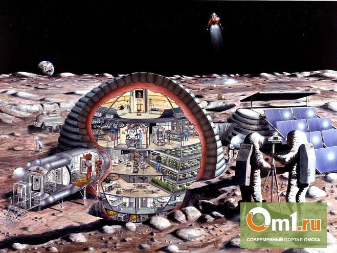 Дмитрий Рогозин назвал колонизацию Луны главной задачей российской науки