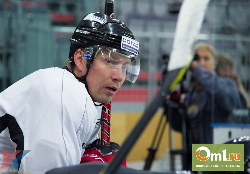 Пережогин намерен строить в Омске сразу две хоккейные школы