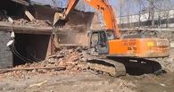 В Омске снесут здание на углу улицы Герцена