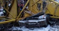 Мальчика, пострадавшего при падении башенного крана, выписывают из больницы