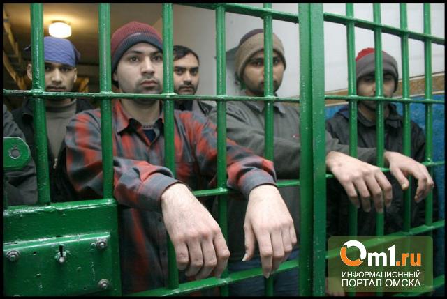 В Омске в очередной раз «зачистили» рынок от нелегалов