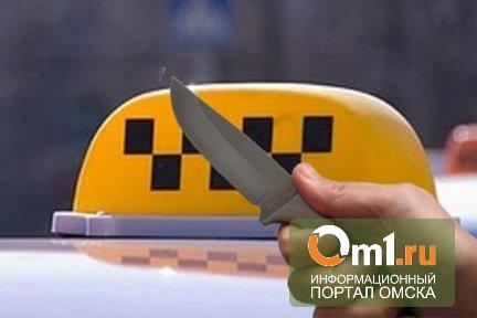 Омич убил таксиста за то, что тот не дал ему прокатиться