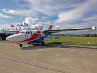 Русский самолет L-410 успешно прошел испытания в Гималаях
