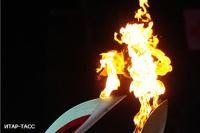 Оргкомитет «Сочи-2014»: олимпийский факел в Костроме не взрывался
