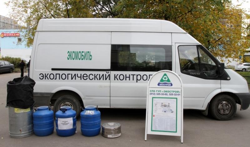 Экомобили проследят за качеством омского воздуха
