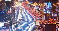 Пробки в Омске впервые в 2015 году достигли 10 баллов из 10
