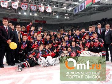 Фанаты поздравили «Омских ястребов» с победой видеоколлажем