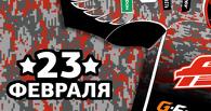Омский «Авангард» выйдет на матч в военной форме