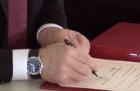 Россия и Крым подписали договор о вхождении республики в состав РФ