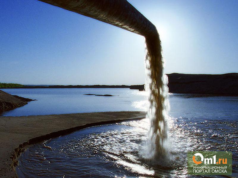 Прокуратура нашла в Омске бесхозную канализацию, загрязняющую Иртыш