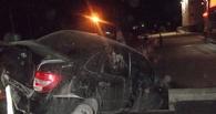 В Таре водитель Lada Granta сбил двух пешеходов