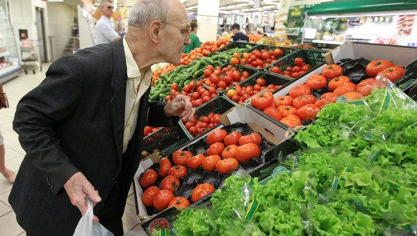 В Омске подскочили цены на овощи и рыбу