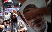 Свергнутого президента Египта арестовали на 15 суток