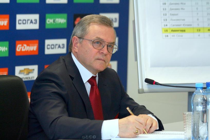 Президент «Авангарда» взял на себя вину за вылет команды из плей-офф