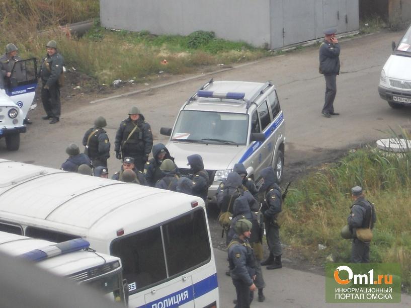 """В Порт-Артуре омичей в дома не пускает «ОмскВодоканал» из-за """"террористов"""""""