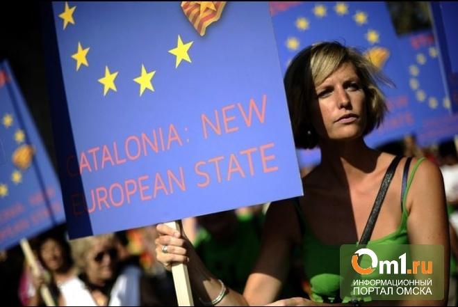 Парламент Испании запретил Каталонии проводить референдум о независимости