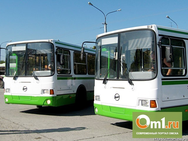 Омск забрал себе все автобусы обанкротившегося ПАТП №2