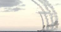 Район падения Су-24 обстреляли с воздуха и крылатыми ракетами с моря