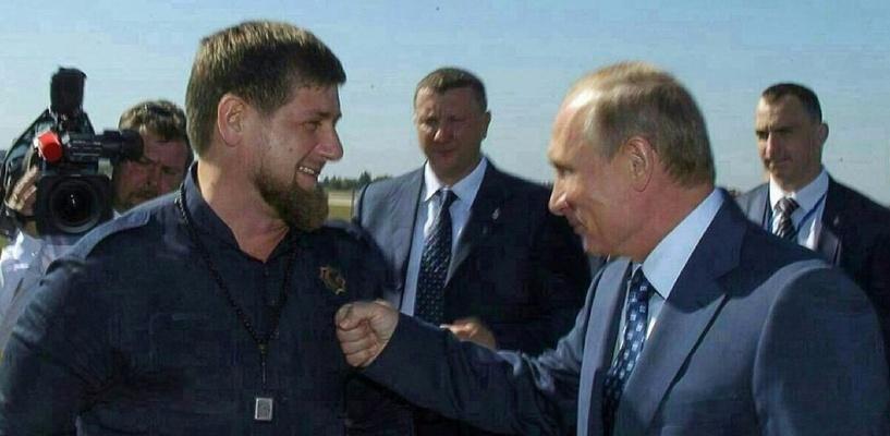 Рамзан Кадыров заступился за Владимира Путина: «США стремятся вызвать в России хаос»