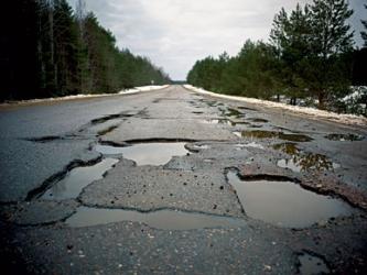 Омские дороги оказались среди самых опасных в России
