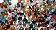 Омские полицейские изъяли с рынка свыше 1500 бутылок алкоголя