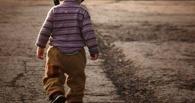 В Омской области из машины исчез двухлетний мальчик