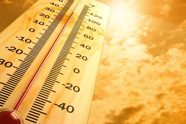 Омичей ждет солнечная и жаркая рабочая неделя