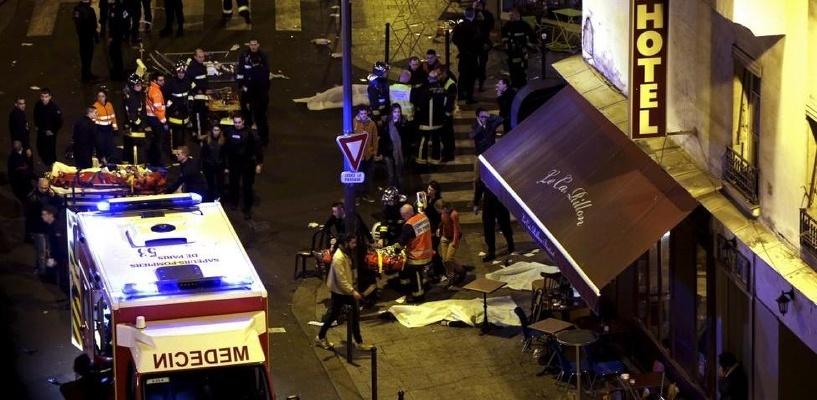 Стрельба, взрывы, захват заложников: жертвами терактов в Париже стали 140 человек