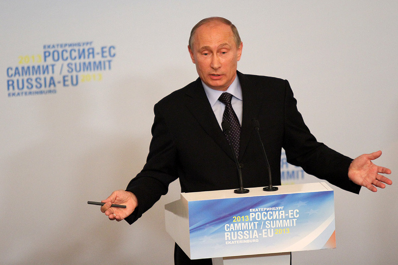 Владимир Путин: в 2000-х Запад решил, что Россия прекращает свое существование
