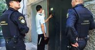В Омске за испорченную батарею у предприятия арестовали сантехнику