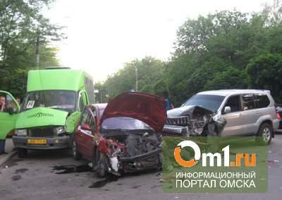 В Омске с виновника ДТП взыскали компенсацию морального вреда