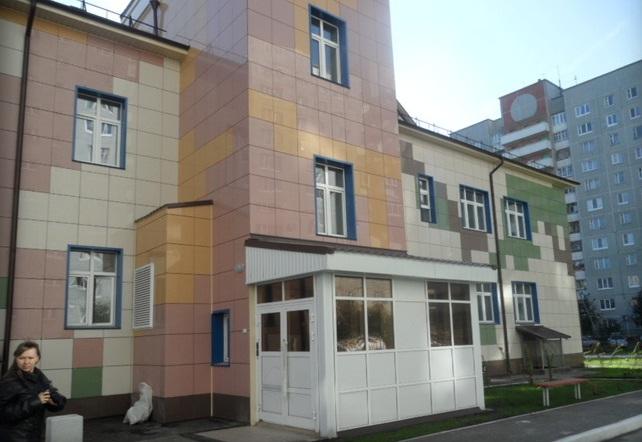 В Омске построят еще 3 садика и школу